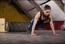 Body Weight Workouts / All you need is your body weight to get in shape. These great bodyweight exercises can help you lose weight, burn calories and get in shape.