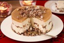 Let's bake / cake, bread, pizza, bisquits, sweet and salty täytekakku, juustokakku, pulla, keksi, leipä, makeiset