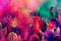 TRAVEL: World Festivals.