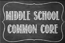 Middle School Common Core Math / Common Core Resources for Middle School Math