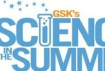 Kid Science / Science in the Summer registration is open! Here are some ideas to do at home