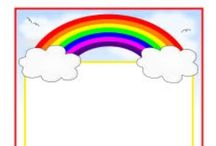 Teemat - sateenkaari