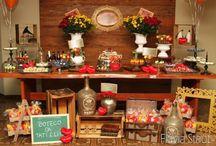 Chá Bar Boteco / Tema boteco para decorar o seu chá bar!