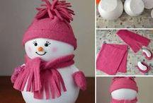 Zimní tvoření pro děti
