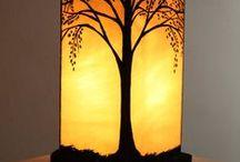 Tvoříme svícny,lampičky