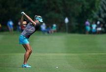 Women's Pro Golfer