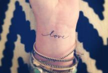 Tattoos / by Sara Gilbody