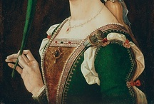 Sewing Inspiration: Sleeves / Pictures for the research of sleeves. Mostly italian and french renaissance. If in original paintings or form pictures of movies and tv-shows