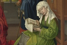 Art & Fashion: Mary Magdalene / I have the impression that if you look for stylish women of a christian period ... look for Mary Magdalene. Here I collect mostly Renaissance pictures and sculptures.