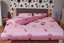 Lenjerii de pat - Atria / Lenjeriile de pat trebuie sa iti protejeze somnul si confortul, sanatatea pielii. Bumbacul este alegerea cea mai potrivita pentru lenjeria de pat, iar bumbacul satinat aduce rasfatul pe care il meriti pentru somnul tau!