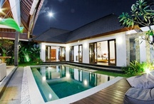 Villa Marick, luxury villa in Seminyak, Bali. / 3 bedroom villa with ensuite bathrooms located in the fashionable Seminyak.