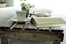 Reciclar Pallets / Ideas asombrosas para realizar cosas increibles con viejos pallets de madera.