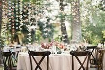 Wedding Inspirations / A collaboration of fab wedding ideas by fab people!