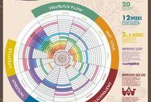 Infografías / Infografía de yoga
