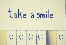 SMILES! / Smiles hiding in plain sight.