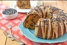 Recipes - Bundts, Cakes and Pounds