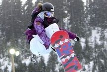 Snowboarding and Boarding in General / My passion for snowboarding and all types of boarding  / by Natalie
