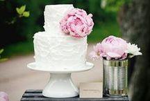 Cake / Wedding Cake Inspiration