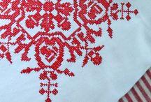skandinávská červená / Scandinavian Red