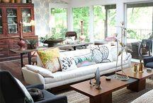 Livingroom / Variety of interior.