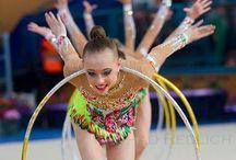 Dance, skate! / Beatufull photos of dance, skate, rhytmic gymnastic.
