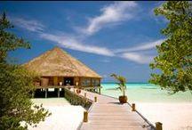 Evasion - Escape / Fuir le quotidien, s'évader dans des endroits paradisiaques qui font rêver... un voyage virtuel juste pour le plaisir des yeux....