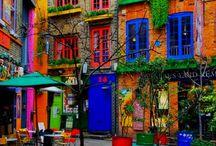 colour. / I love colour!