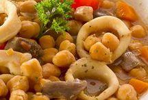 Recipes - Legumes