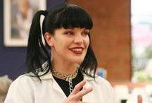 Abby Sciuto / Maybe someday I will do some kind of Abby-Cosplay....