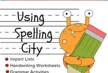 Spelling: Words Their Way / A spelling program keyed to the five stages of spelling and orthographic development. Teachers, and homeschool moms, everywhere have grown to love it's no nonsense method for studying words.