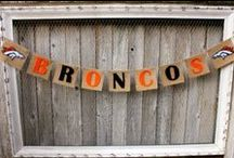 Bronco Girl First. I just love football second!!!! / by Sweet Stuff