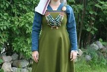Costume Project: Viking Woman / some insiration and orientation for a viking costume