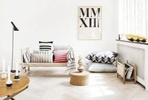 Nest // Home Decor / home decor, cozy nooks, inspiring places