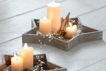 Świąteczne dekoracje / Wykonaj - samemu - świąteczne dekoracje! Zrób to sam!