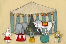 thema circus / thema circus gecombineerd met carnaval.