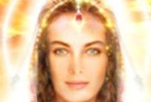 The Risen Feminine / The rise of the female spirit risen into the truth of her spirit strong in her heart and life filled with grace and power. Transformation of the female soul with the power of God.