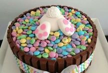 Easter: Food & Eggs / Gorgeous savory & sweet food and colourful decorated eggs for Easter. / by My Food Odyssey