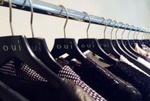 Oui Showroom in Munich / Enjoy some impressions from our AW15 press day event at Oui showroom in Munich!