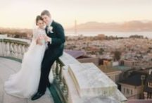 Flood Mansion, Christie and Mark / Classic, elegant wedding at San Francisco's Flood Mansion.