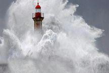 Lighthouse , Phares / by Alain Gehin
