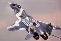 Smokin' Aircraft / Well not literally smokin'. Ya can't fly an ember now can ya?