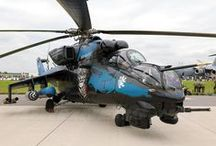 Helicopters & Other Aircraft