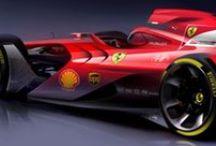 Ferrari--Vol 1 / The Finest Cars Made