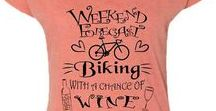 Women's Bicycle Gifts & T-Shirts