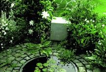 OUTDOOR / get inspiration for your Spa and garden outdoor