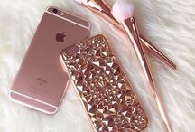 iPhones and cases