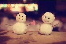 snowmen melt my heart