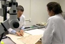 Paper Conservation / Features methods used by paper conservators on works on paper