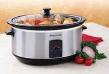 Crockpot Cooking / by Tiana Full