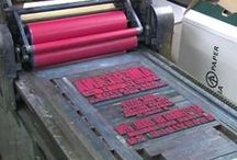 Printmaking / Features a variety of historic print making techniques